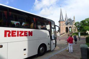 Friesland per bus