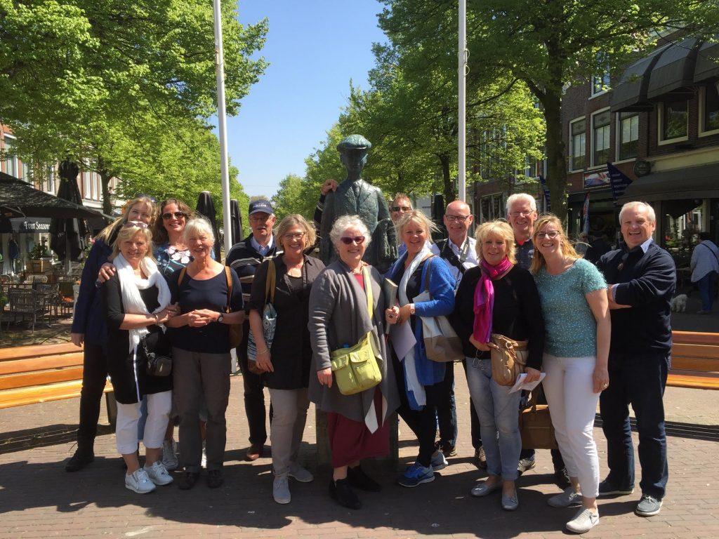Friese gidsen groepsfoto